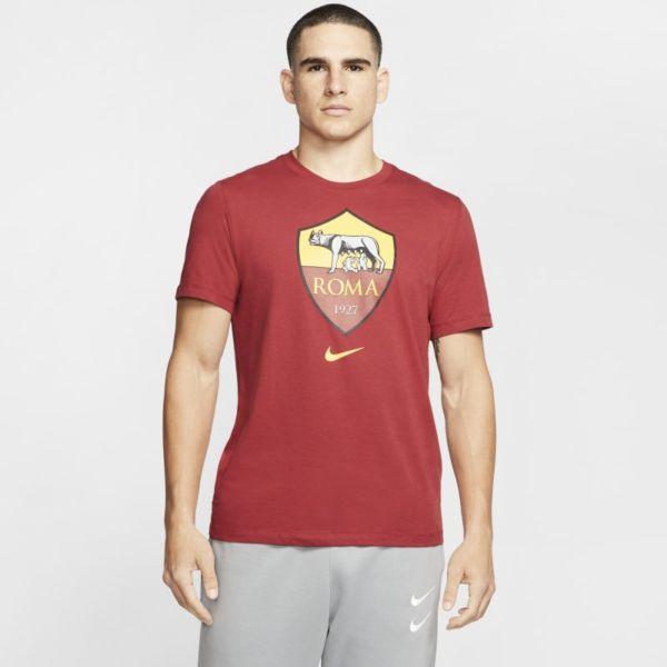 A.S. Roma Camiseta - Hombre - Rojo