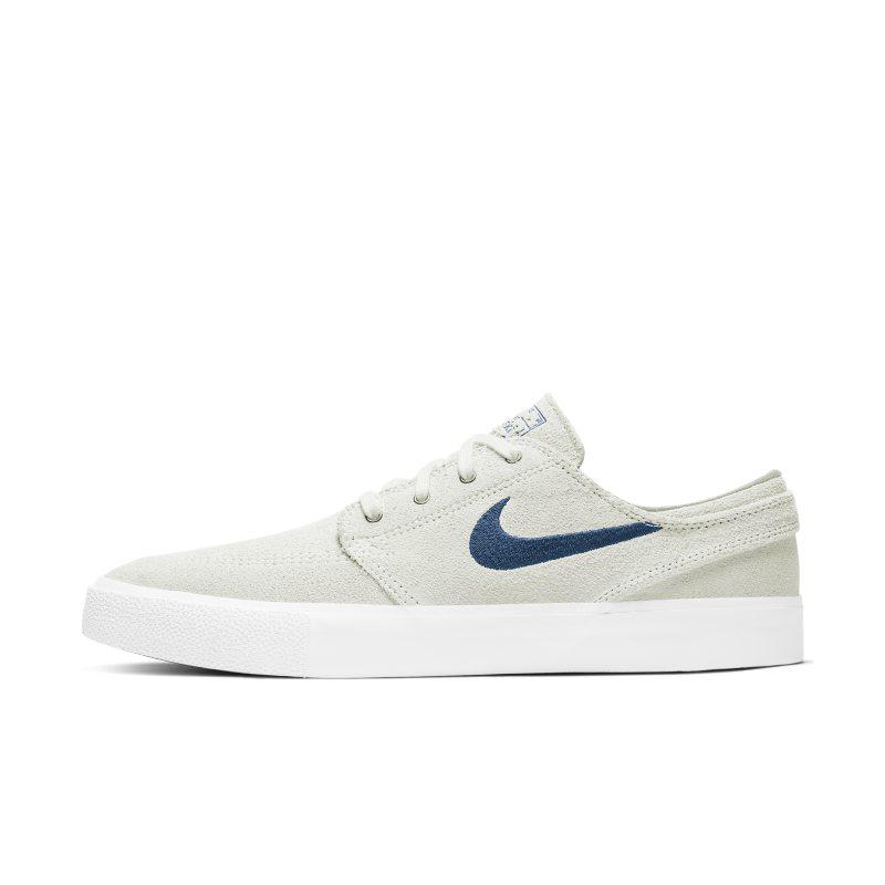 Nike SB Zoom Stefan Janoski RM Zapatillas de skateboard - Blanco