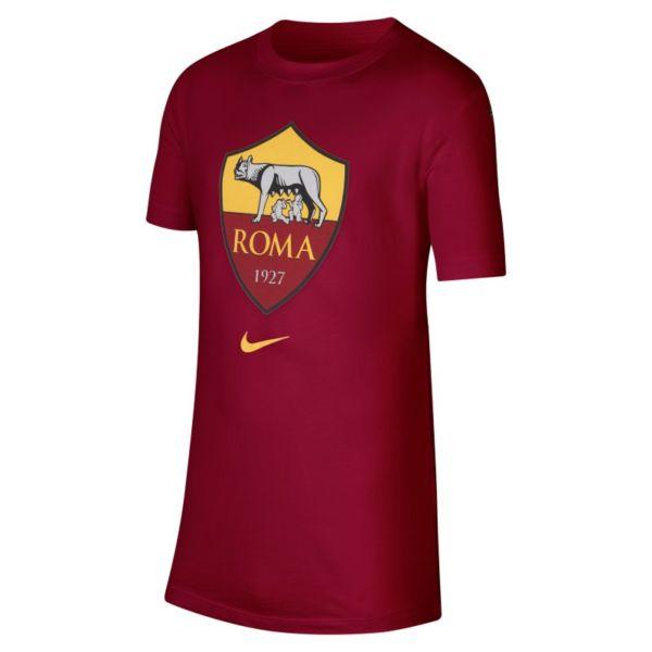 A.S. Roma Camiseta - Niño/a - Rojo