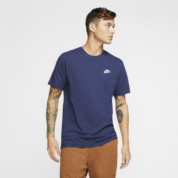 Nike Sportswear Club Camiseta - Hombre - Azul
