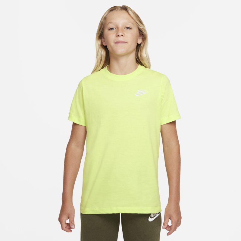 Nike Sportswear Camiseta - Niño/a - Amarillo