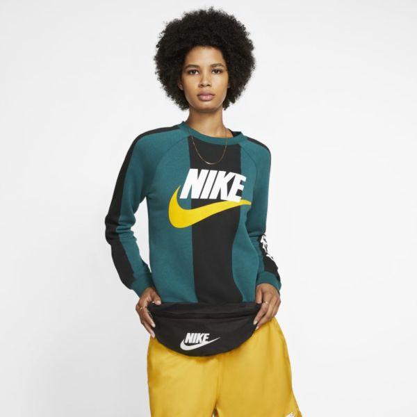 Nike Sportswear Heritage Riñonera - Negro