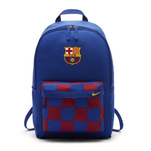 FC Barcelona Stadium Mochila de fútbol - Azul