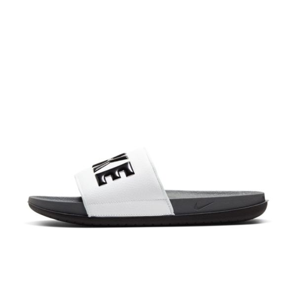 Nike Offcourt Chanclas - Hombre - Gris