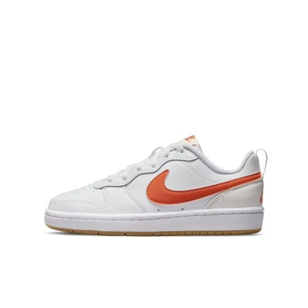 Nike Court Borough Low 2 Zapatillas - Niño/a - Blanco
