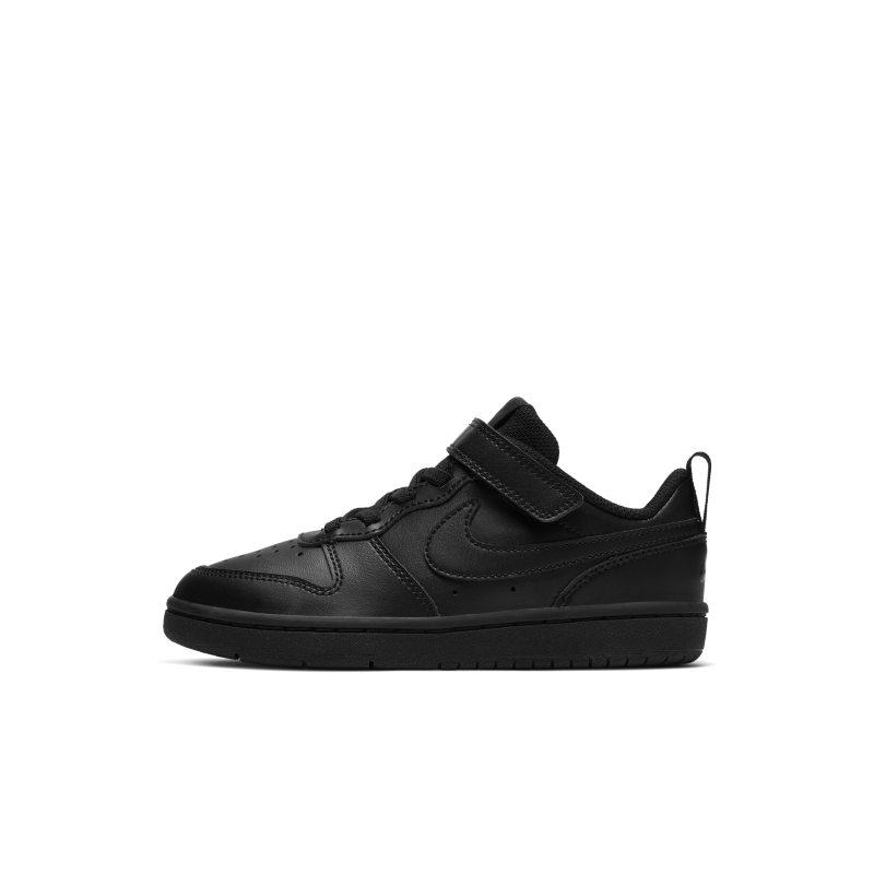 Nike Court Borough Low 2 Zapatillas - Niño/a pequeño/a - Negro