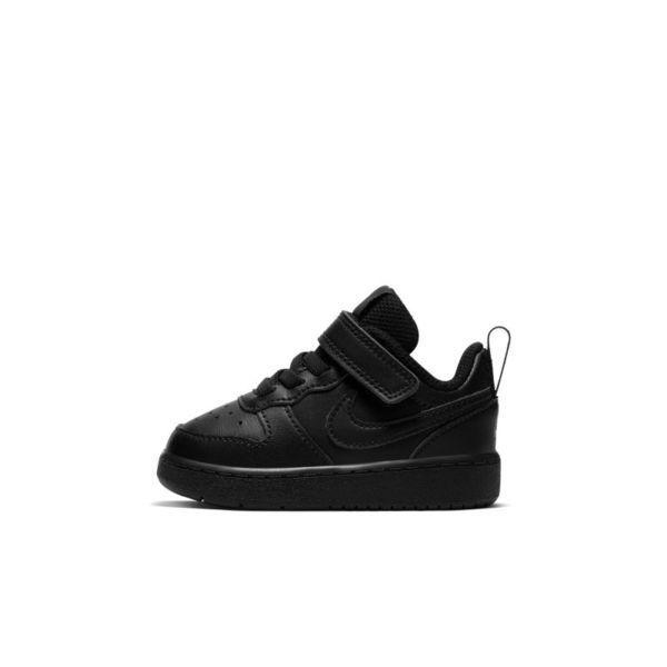 Nike Court Borough Low 2 Zapatillas - Bebé e infantil - Negro