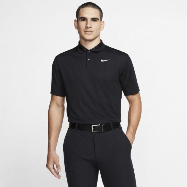Nike Dri-FIT Victory Polo de golf - Hombre - Negro