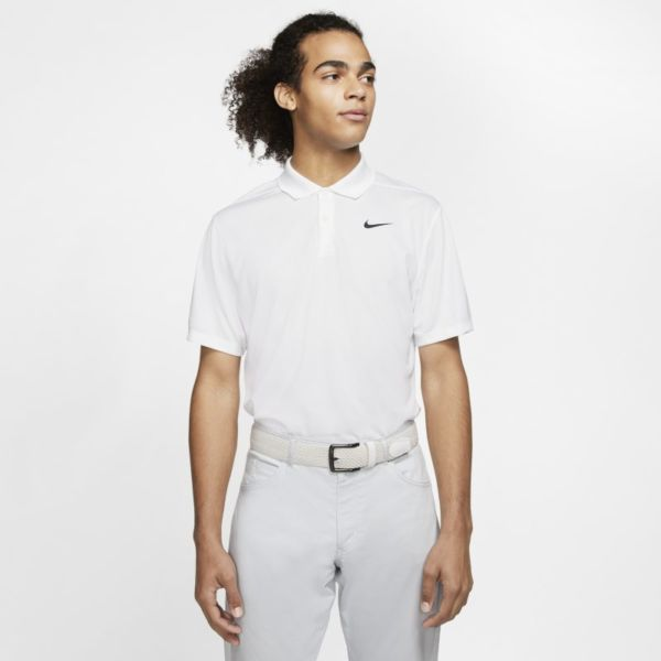 Nike Dri-FIT Victory Polo de golf - Hombre - Blanco