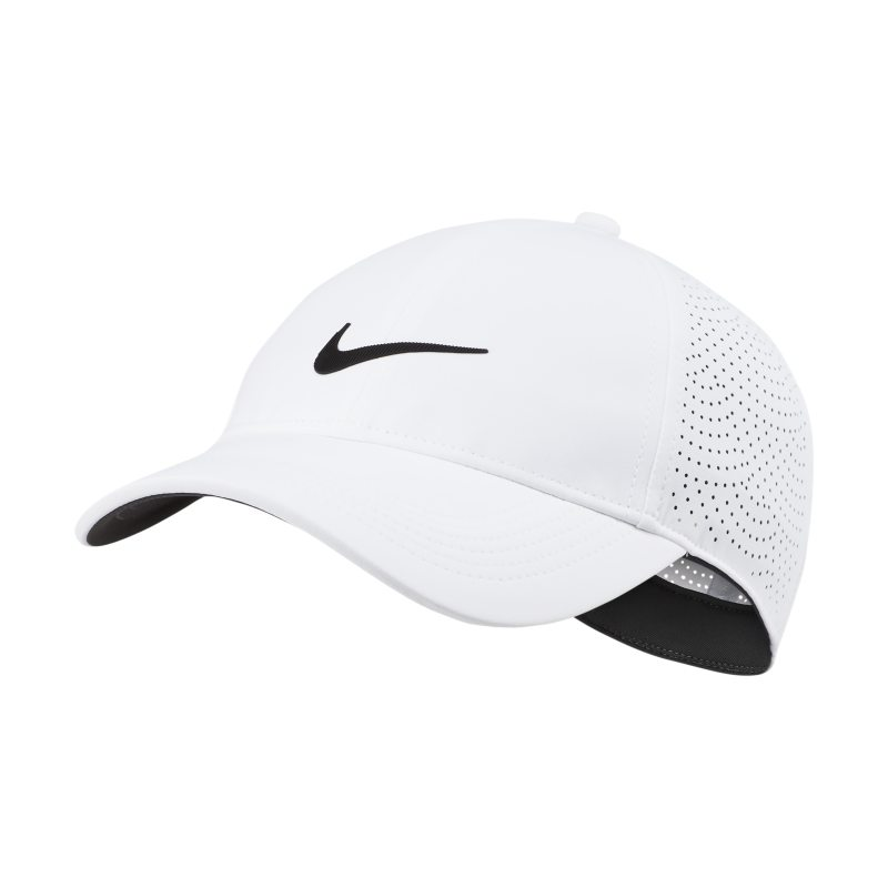 Nike AeroBill Heritage86 Gorra de golf - Mujer - Blanco