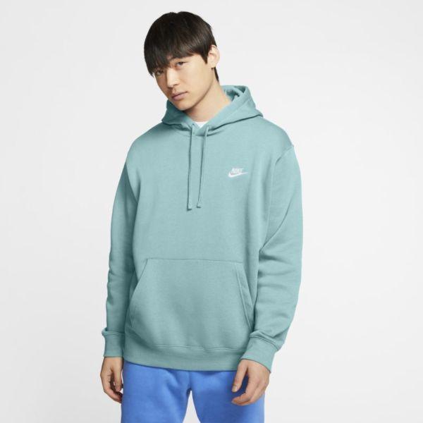 Nike Sportswear Club Fleece Sudadera con capucha - Verde