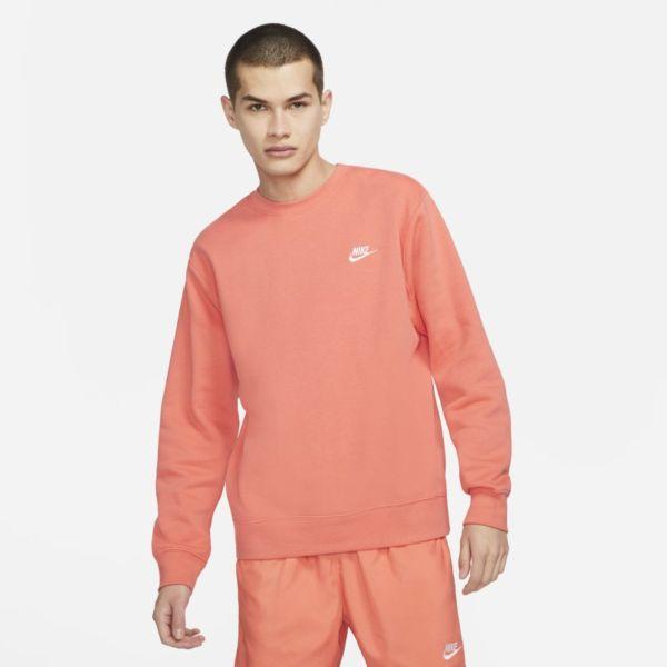 Nike Sportswear Club Fleece Sudadera - Naranja