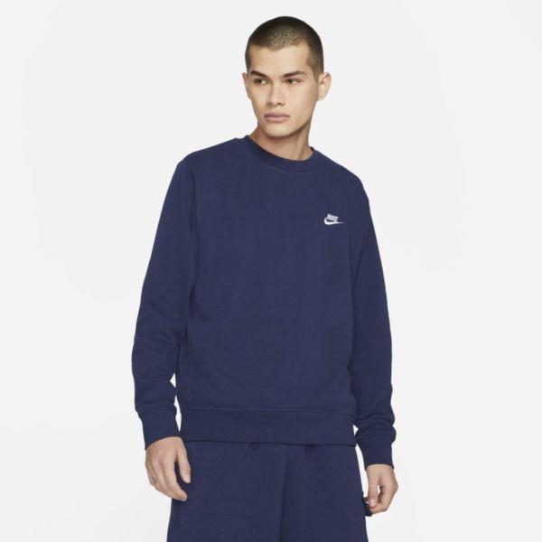 Nike Sportswear Club Sudadera de tejido French terry - Hombre - Azul