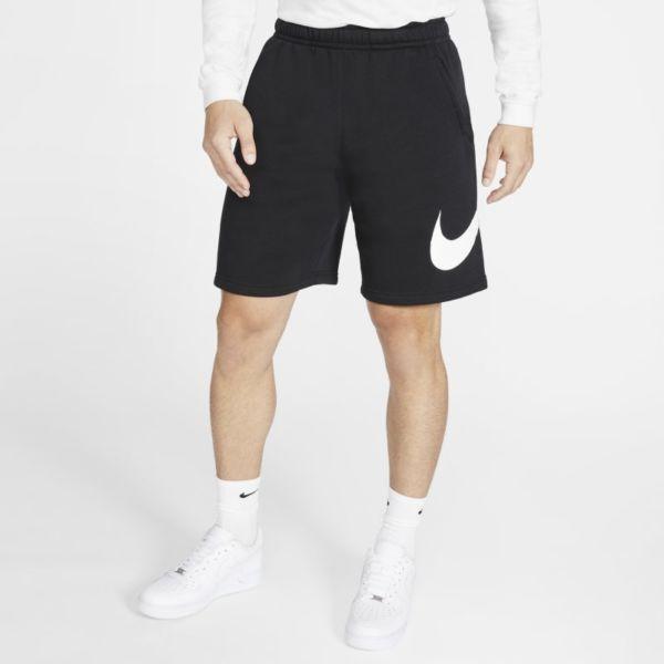 Nike Sportswear Club Pantalón corto estampado - Hombre - Negro