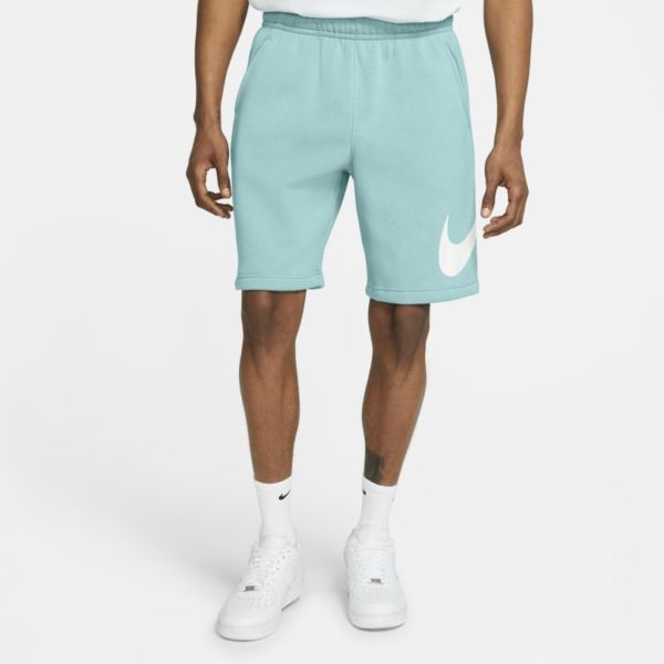 Nike Sportswear Club Pantalón corto estampado - Hombre - Verde
