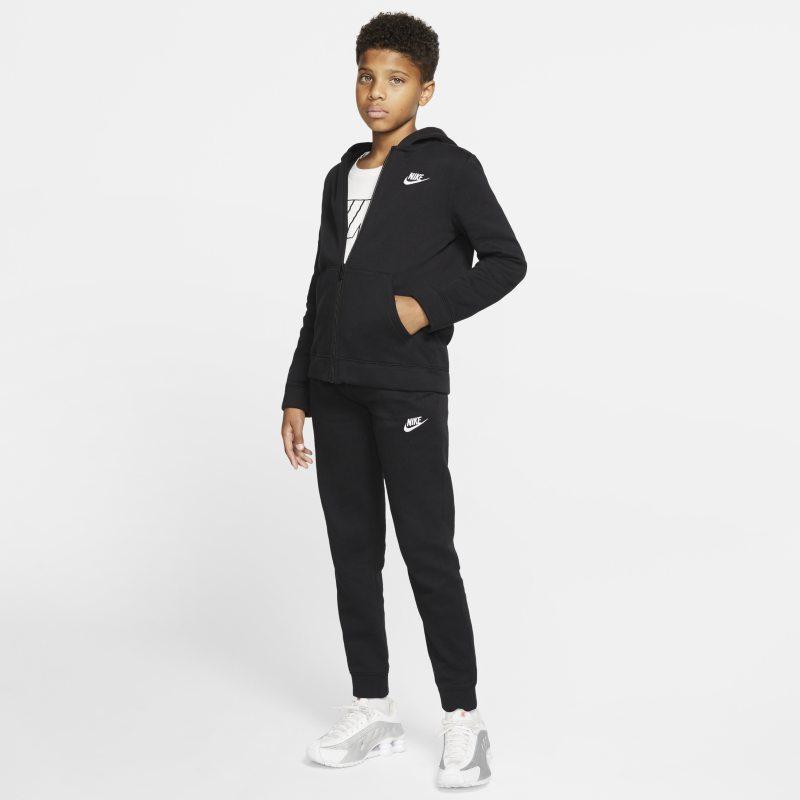 Nike Sportswear Chándal - Niño - Negro