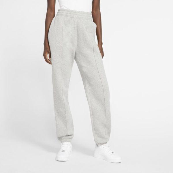 Nike Sportswear Essential Collection Pantalón de tejido Fleece - Mujer - Gris