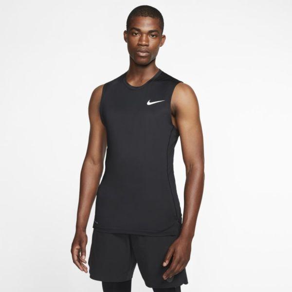 Nike Pro Camiseta sin mangas - Hombre - Negro