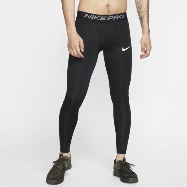 Nike Pro Mallas - Hombre - Negro