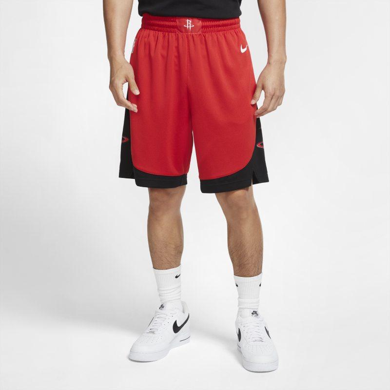 Houston Rockets Icon Edition Swingman Pantalón corto Nike de la NBA - Hombre - Rojo