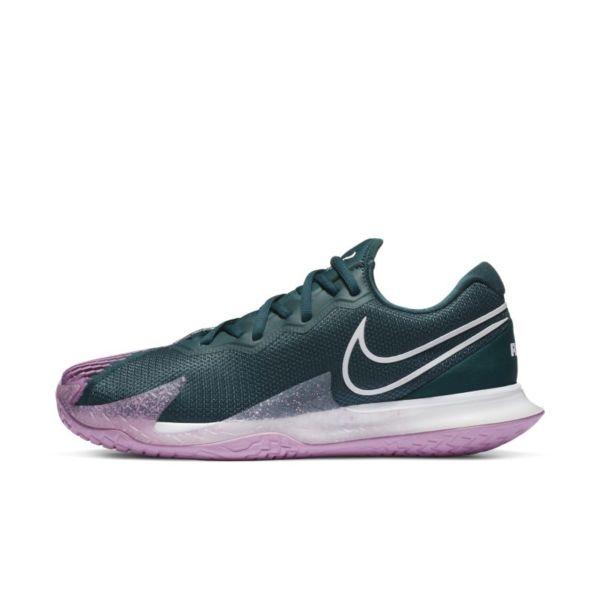 NikeCourt Air Zoom Vapor Cage 4 Zapatillas de tenis de pista rápida - Hombre - Verde