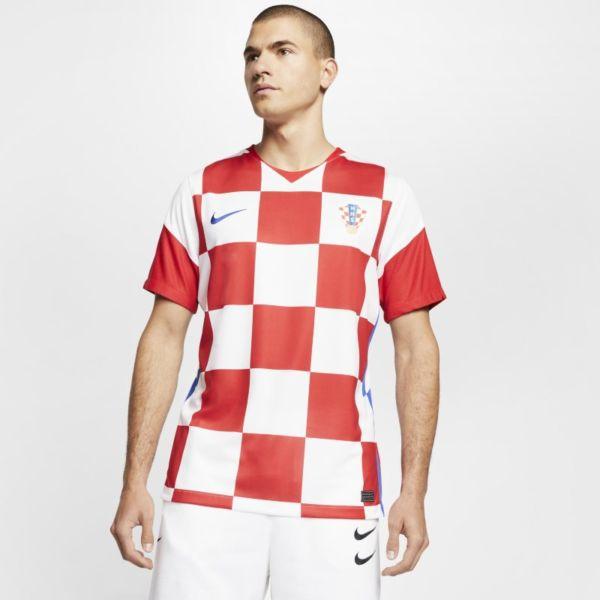Primera equipación Stadium Croacia 2020 Camiseta de fútbol - Hombre - Blanco