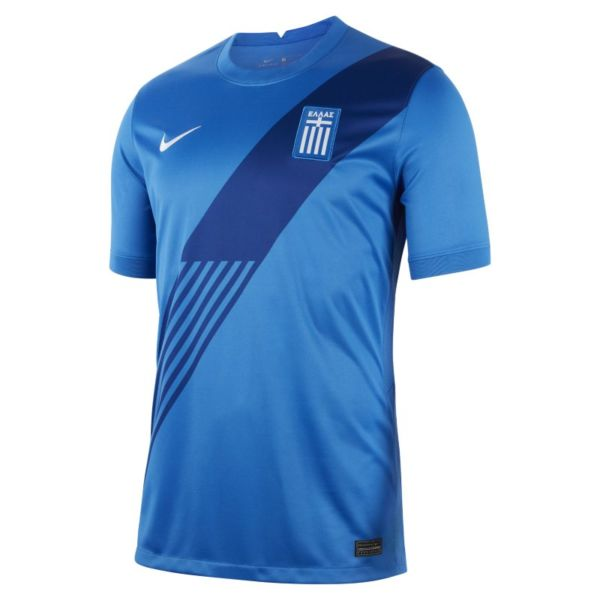 Segunda equipación Stadium Grecia 2020 Camiseta de fútbol - Hombre - Azul
