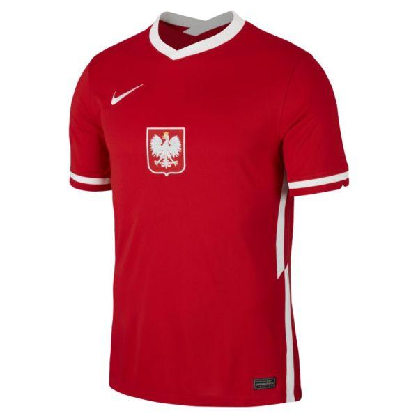 Segunda equipación Stadium Polonia 2020 Camiseta de fútbol - Hombre - Rojo