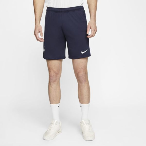 Primera/Segunda equipación Stadium FFF 2020 Pantalón corto de fútbol - Hombre - Azul