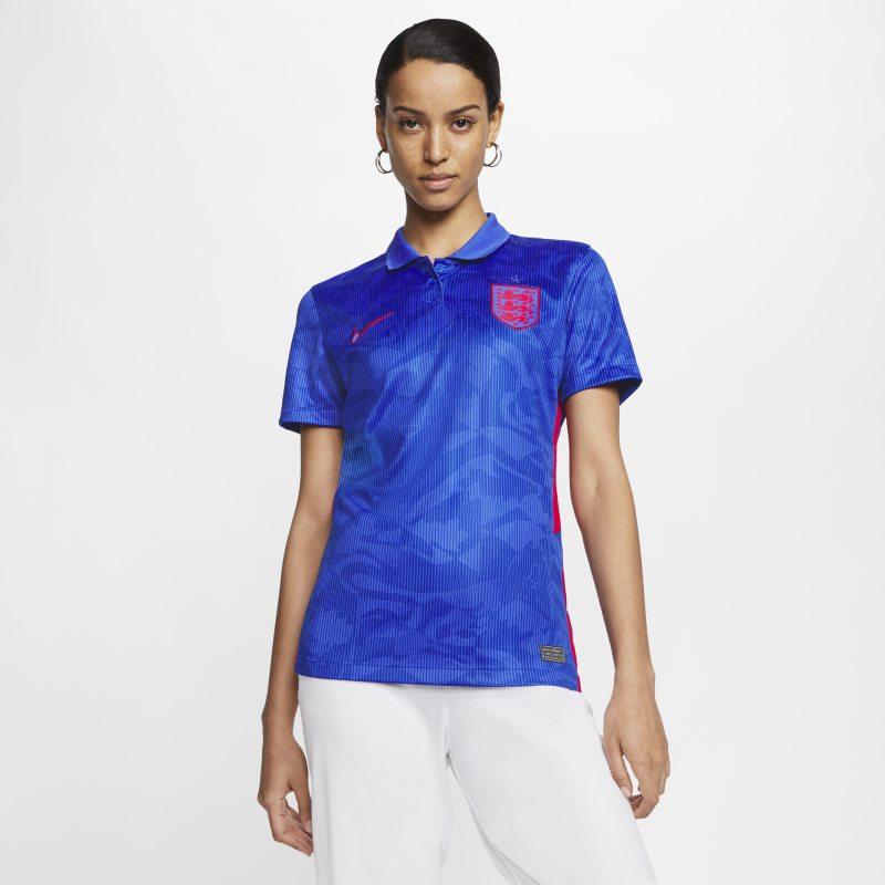 Segunda equipación Stadium Inglaterra 2020 Camiseta de fútbol - Mujer - Azul