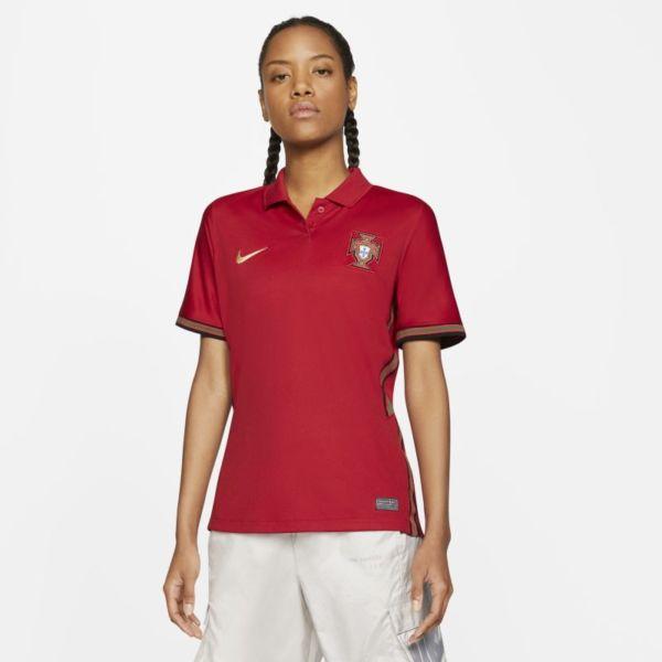 Primera equipación Stadium Portugal 2020 Camiseta de fútbol - Mujer - Rojo