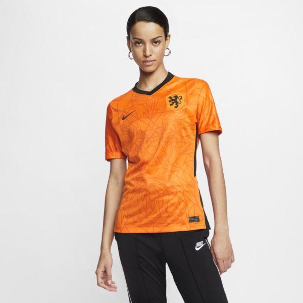 Primera equipación Stadium Países Bajos 2020 Camiseta de fútbol - Mujer - Naranja