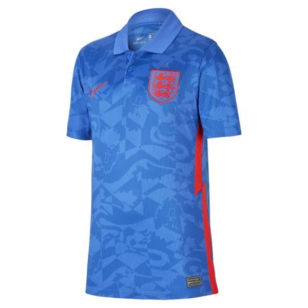 Segunda equipación Stadium Inglaterra 2020 Camiseta de fútbol - Niño/a - Azul