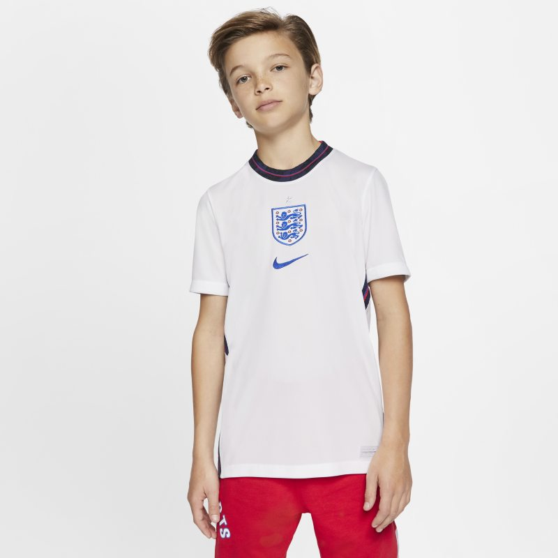 Primera equipación Stadium Inglaterra 2020 Camiseta de fútbol - Niño/a - Blanco