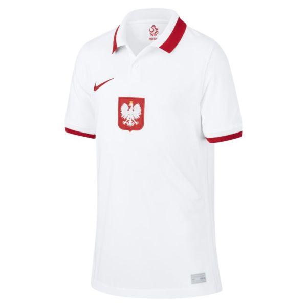 Primera equipación Stadium Polonia 2020 Camiseta de fútbol - Niño/a - Blanco