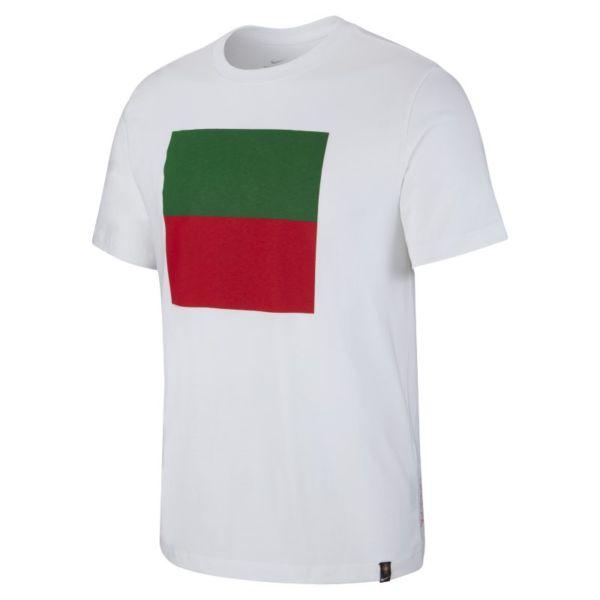 Portugal Camiseta de fútbol - Hombre - Blanco