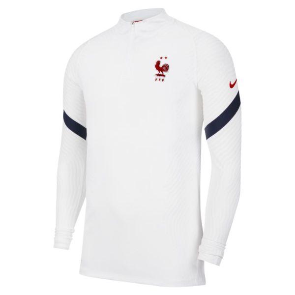 Nike VaporKnit FFF Strike Camiseta de entrenamiento de fútbol - Hombre - Blanco