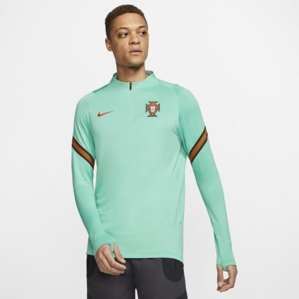 Portugal Strike Camiseta de entrenamiento de fútbol - Hombre - Verde