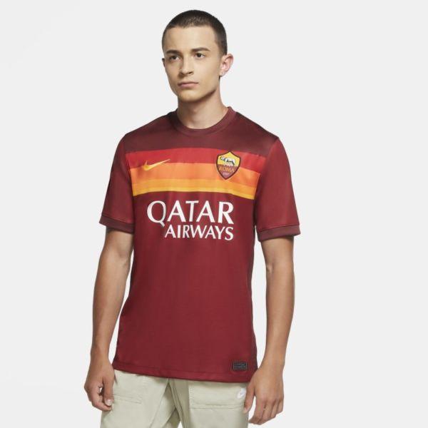 Primera equipación Stadium AS Roma 2020/21 Camiseta de fútbol - Niño/a - Rojo