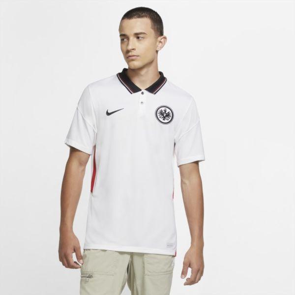 Segunda equipación Stadium Eintracht de Fráncfort 2020/21 Camiseta de fútbol - Hombre - Blanco