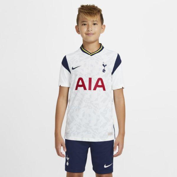 Primera equipación Vapor Match Tottenham Hotspur 2020/21 Camiseta de fútbol - Niño/a - Blanco