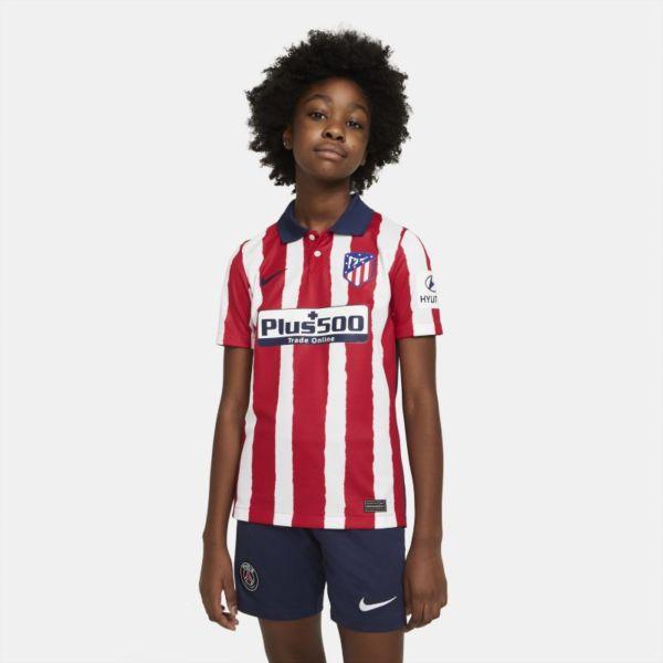 Primera equipación Stadium Atlético de Madrid 2020/21 Camiseta de fútbol - Niño/a - Rojo
