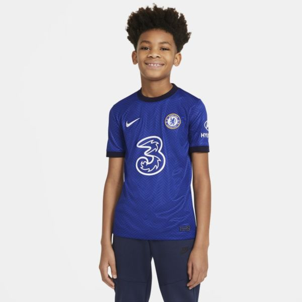 Primera equipación Stadium Chelsea FC 2020/21 Camiseta de fútbol - Niño/a - Azul