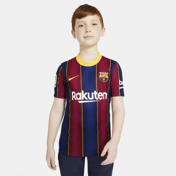 Primera equipación Stadium FC Barcelona 2020/21 Camiseta de fútbol - Niño/a - Azul