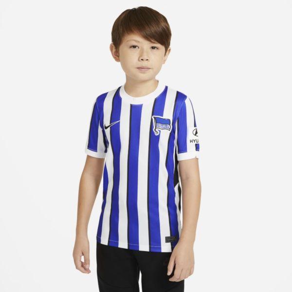 Primera equipación Stadium Hertha BSC 2020/21 Camiseta de fútbol - Niño/a - Blanco