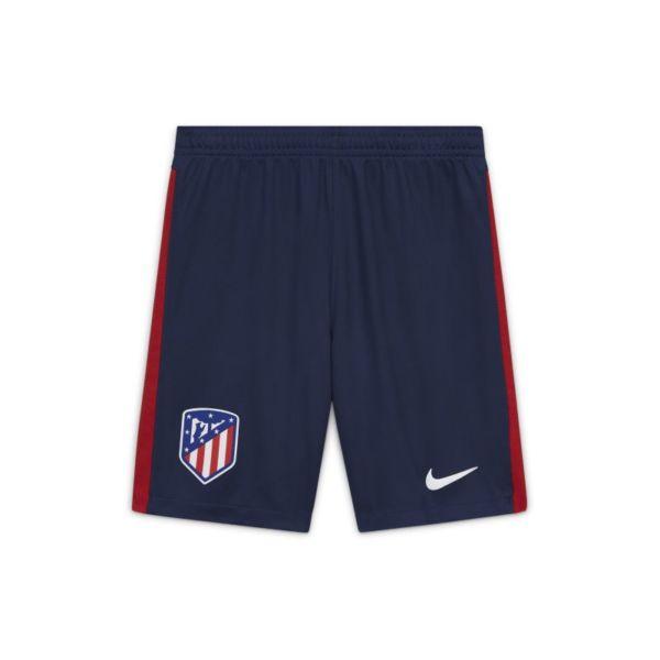 Primera/Segunda equipación Stadium Atlético de Madrid 2020/21 Pantalón corto de fútbol - Niño/a - Azul