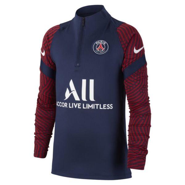 París Saint-Germain Strike Camiseta de entrenamiento de fútbol - Niño/a - Azul