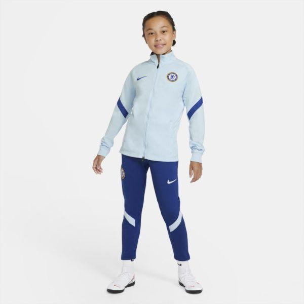 Chelsea FC Strike Chándal de fútbol - Niño/a - Azul