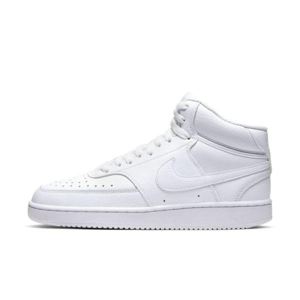 NikeCourt Vision Mid Zapatillas - Mujer - Blanco