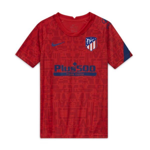Atlético de Madrid Camiseta de fútbol de manga corta - Niño/a - Rojo